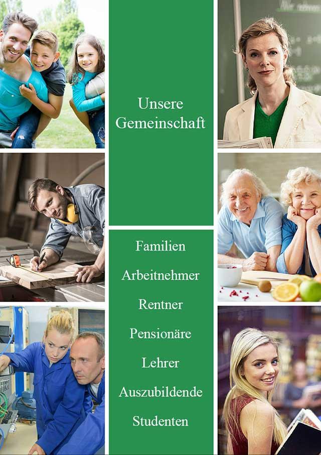 Andrea Wichert Lohnsteuerhilfe unsere Gemeinschaft.