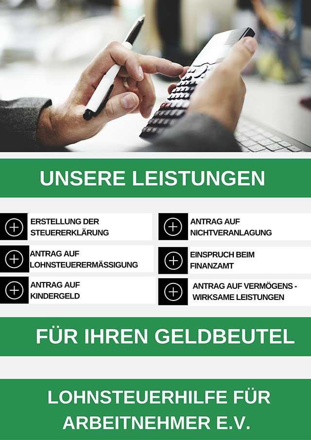 Lohnsteuerhilfeverein Hohenstein-Ernstthal - Andrea Wichert Lohnsteuerhilfe.